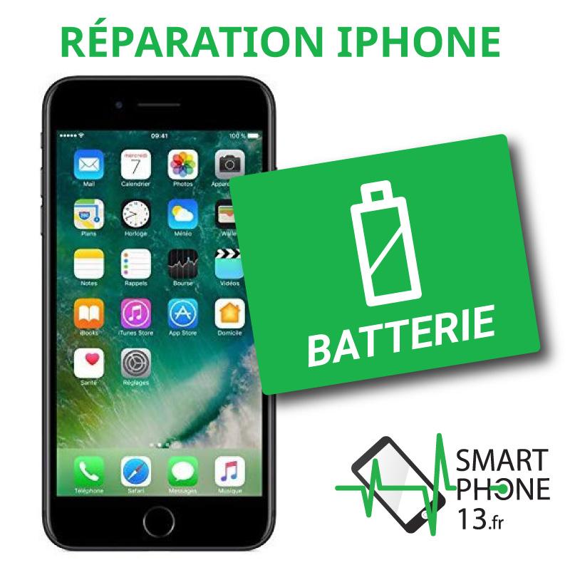 Changement batterie iPhone