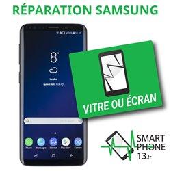 Réparation écran Samsung