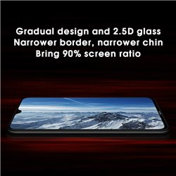 Redmi Note 8T 3 GB + 32 GB Noir