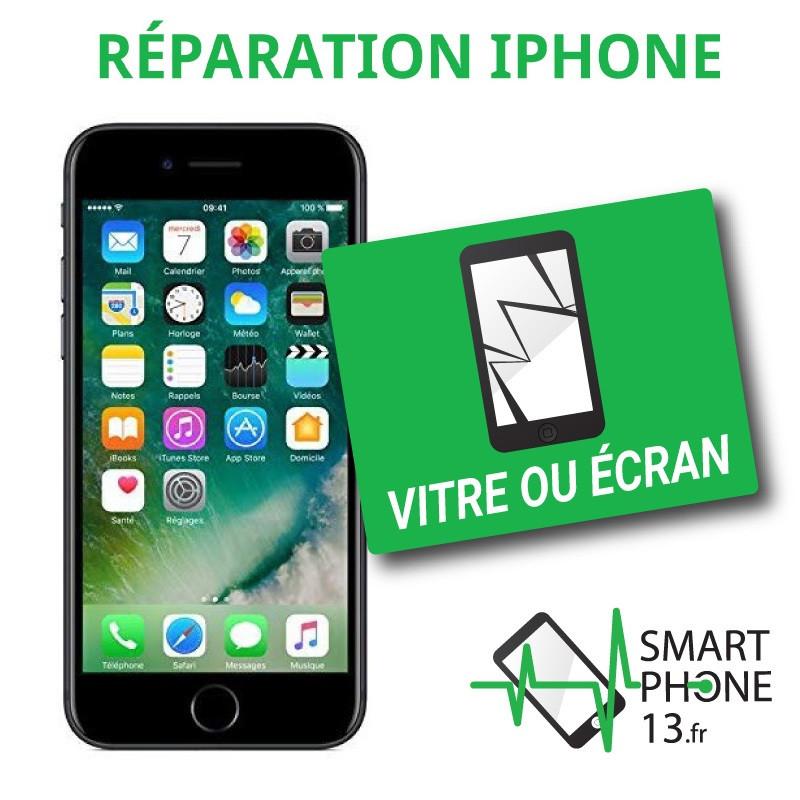 ÉCRAN IPHONE 6 NOIR